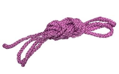 Cкакалка гимнастическая ZLT C-3251 розовая