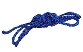 Фото 1 к товару Cкакалка гимнастическая ZLT C-3251 синяя