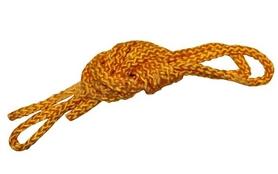 Cкакалка гимнастическая ZLT C-3251 оранжевая