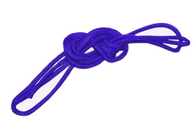 Cкакалка гимнастическая ZLT 04LS-98 синяя