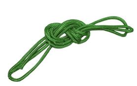Фото 1 к товару Cкакалка гимнастическая ZLT 04LS-98 зеленая