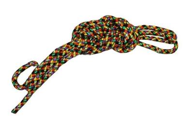 Cкакалка гимнастическая ZLT C-3250 желтая