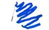 Лента гимнастическая ZLT С-3248 6 м синяя - фото 1