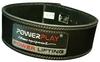 Пояс тяжелоатлетический кожаный PowerPlay 5175 - фото 1