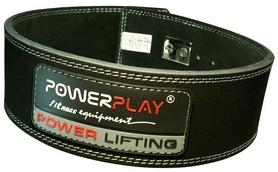 Пояс тяжелоатлетический кожаный PowerPlay 5175