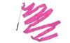 Лента гимнастическая ZLT С-3249 3,5 м розовая - фото 1
