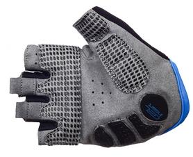 Фото 2 к товару Перчатки велосипедные PowerPlay 5023 MEN blue
