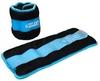Утяжелители-манжеты ZLT FI-2502-3 2 шт по 1,5 кг blue - фото 1