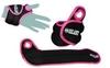 Утяжелители-манжеты ZLT TA-4369-6LB 2 шт по 1,35 кг pink - фото 1
