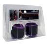 Утяжелители-манжеты 2 шт. по 0,5 кг ZLT FI-4245-1 purple - фото 2