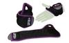 Утяжелители-манжеты 2 шт. по 1 кг ZLT FI-4245-2 purple - фото 1