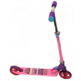Фото 1 к товару Самокат двухколесный Scooter Power розовый