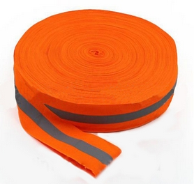 Фото 1 к товару Лента для разметки спортивных площадок Soccer C-4896OR (50 м) оранжевая