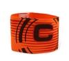 Повязка капитанская Soccer FB-115-OR оранжевая - фото 1