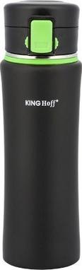 Термокружка KINGHoff КН-4371 500 мл зеленая