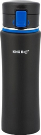 Термокружка KINGHoff КН-4371 500 мл синяя