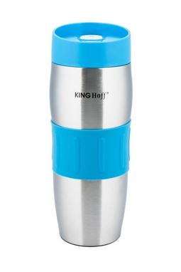 Термокружка KINGHoff КН-4171 380 мл синяя