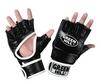 Перчатки для боевого самбо Green Hill MMB-0017r черные - фото 1
