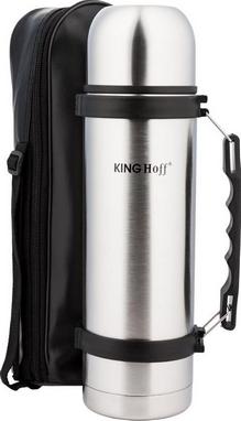 Термос туристический KINGHoff КН-4063 1 л