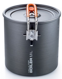 Фото 2 к товару Кастрюля GSI Outdoor Halulite Boiler 1,1 л