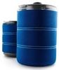 Термокружка для приготовления кофе GSI Outdoors Commuter Java Press 445 мл голубая - фото 2