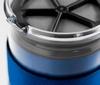 Термокружка для приготовления кофе GSI Outdoors Commuter Java Press 445 мл голубая - фото 5