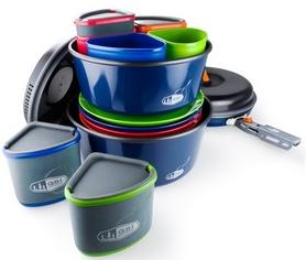 Фото 5 к товару Набор посуды GSI Outdoors Bugaboo Camper