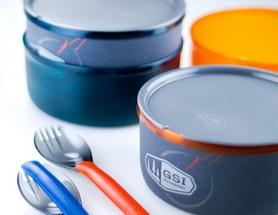 Фото 9 к товару Распродажа*! Набор посуды GSI Outdoors Pinnacle Dualist
