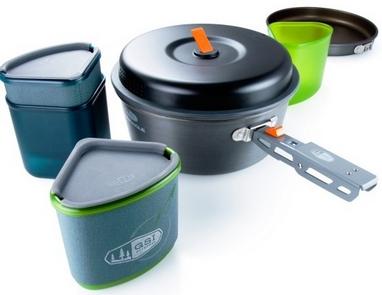 Набор посуды GSI Outdoors Pinnacle Backpacker