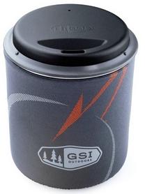 Фото 2 к товару Набор посуды GSI Outdoors Glacier Stainless Minimalist