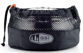 Фото 2 к товару Набор посуды GSI Outdoors Glacier Stainless Ketalist