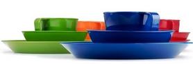 Фото 2 к товару Набор посуды GSI Outdoors Cascadian 4 Person Tableset