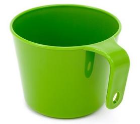 Фото 1 к товару Чашка GSI Outdoors Cascadian Cup 350 мл зеленая