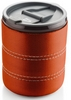 Кружка GSI Outdoors Infinity Bacpacker Mug 500 мл оранжевая - фото 1