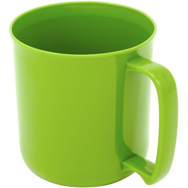 Чашка GSI Outdoors Cascadian Mug 414 мл зеленая