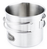 Кружка GSI Outdoors Glacier Stainless Bottle Cup/Pot 600 мл - фото 2
