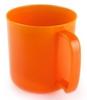 Чашка GSI Outdoors Cascadian Mug 414 мл оранжевая - фото 1
