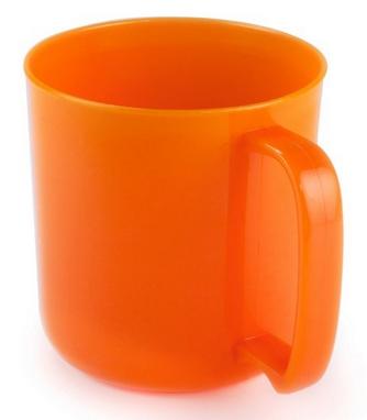 Чашка GSI Outdoors Cascadian Mug 414 мл оранжевая