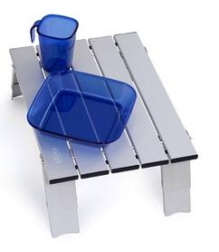 Фото 3 к товару Стол складной GSI Outdoors Micro Table (9,1х6,4х41,1 см)