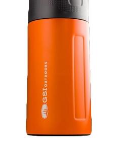 Фото 3 к товару Термос GSI Outdoors Glacier Stainless 0,5 л оранжевый