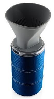 Чашка с фильтром для кофе GSI Outdoors JavaDrip  890 мл синяя