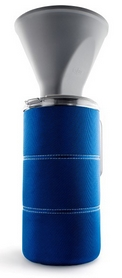 Фото 2 к товару Чашка с фильтром для кофе GSI Outdoors JavaDrip 1,48 л синяя