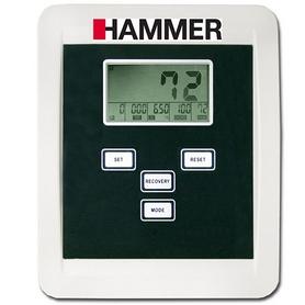Фото 8 к товару Велотренажер магнитный Hammer Cardio T2
