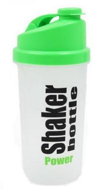 Шейкер Smart Shake 700 мл бело-зеленый