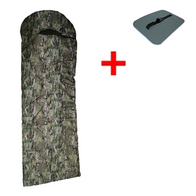 "Мешок спальный (спальник) Newt ""Турист"" NE-S-1278 (190х75 см) + подарок"