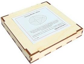 Фото 1 к товару Настольная игра геометрическая Крутиголовка