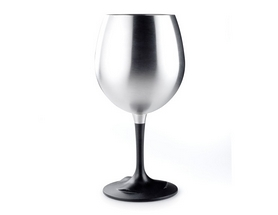 Фото 1 к товару Бокал GSI Outdoors Glacier Stainless Steel Nesting Wine Glass (450 мл)