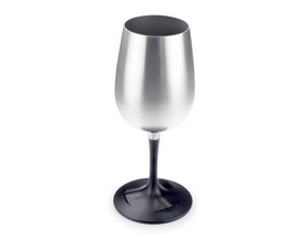 Бокал GSI Outdoors Glacier Stainless Steel Nesting Wine Glass 320 мл