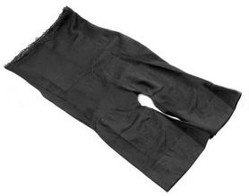 Фото 2 к товару Шорты утягивающие (корректирующие) Control Bodysuit Slimming shorts ST-9162A черные