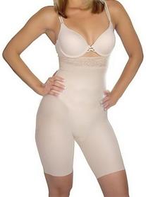 Шорты утягивающие (корректирующие) Control Bodysuit Slimming shorts ST-9162A-S телесные - S-M